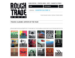 Rough Trade Shops – Counter Culture 12